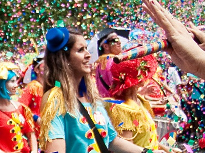 Quer curtir o carnaval com disposição?