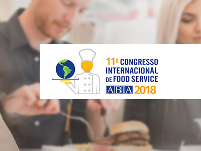 11º Congresso Internacional de Food Service