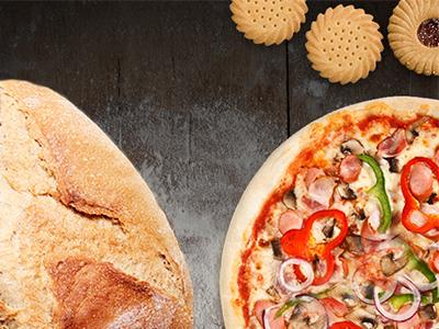 Qual a farinha de trigo ideal para o preparo de pão, pizza e biscoito?