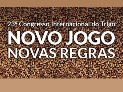 23º Congresso Internacional do Trigo recebe exposição Do Grão ao Pão