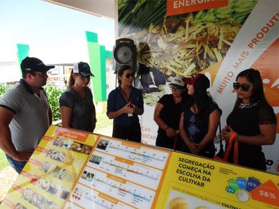 Da semente à farinha: qualidade industrial do trigo é tema de palestras na Expodireto.