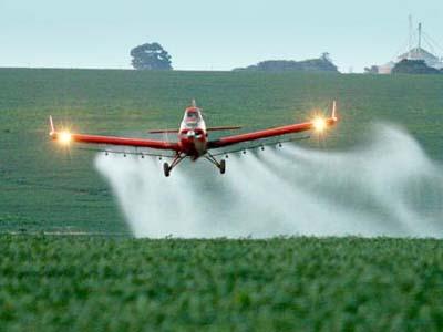 Moinhos querem convergência de normas de agrotóxicos com exportadores