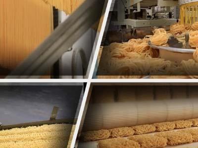 Do grão ao espaguete: conheça o processo de fabricação do macarrão