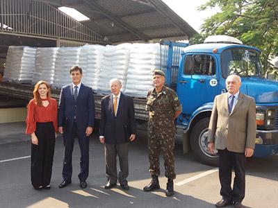 Abitrigo doa 12 toneladas de farinha de trigo para ajuda aos venezuelanos